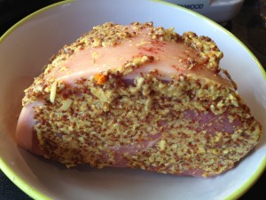Orange Ginger And Wholegrain Mustard Gammon 1
