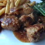 Sweedish Meatballs 1